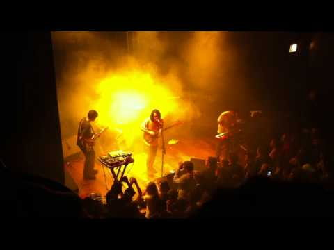Delorean Grow Live Lincoln Hall Chicago