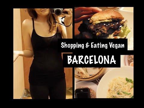 Shopping & Eating (Vegan) in Barcelona | Amanda Round the Globe