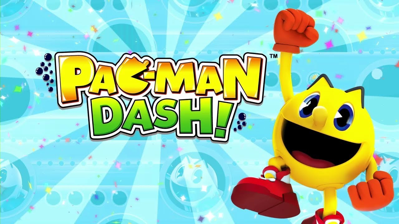 Image result for Pac-Man Dash!