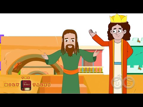 First Kings Of Israel   Rise And Fall Of Saul   Animated Children's Bible Stories   Holy Tales