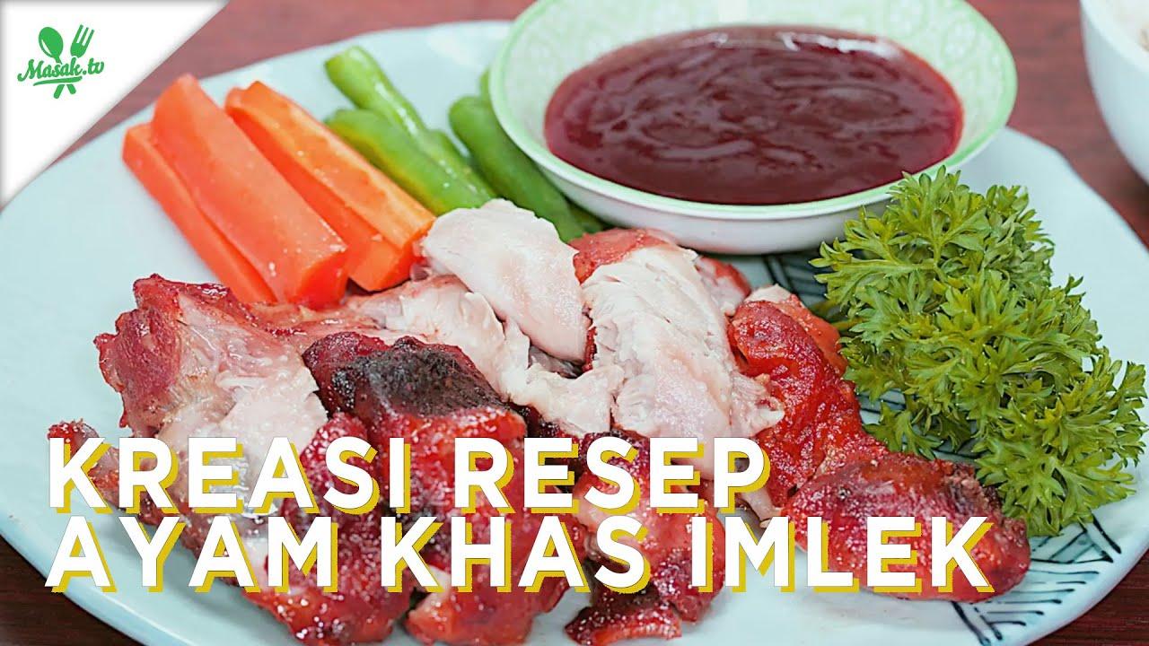 Kreasi Resep Ayam Khas Imlek