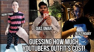 GUESSING HOW MUCH YOUTUBER