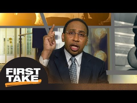 Stephen A., Will Cain debate Garoppolo being ahead of Prescott in rankings | First Take | ESPN