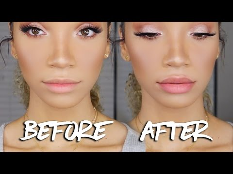 Fuller Lips WITHOUT Injections or Makeup!   PMD Kiss