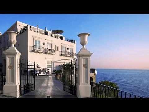 Inside Capri Island's Most Stylish Boutique Hotel, JK Place Capri: Full Tour