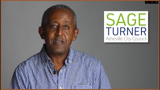 Wond Haile on Why He's Voting for Sage Turner