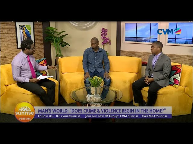 Does Crime & Violence Begin in the Home? + Elections 2020 Protocols | Sunrise Aug 19, 2020