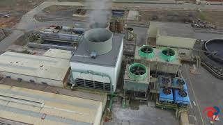 Restauración de una torre de refrigeración o enfriamiento de Arcelor Mittal por Torraval