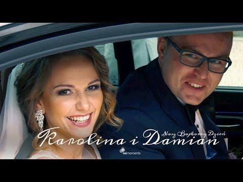 """Karolina I Damian, """"Nasz Bajkowy Dzień"""", Teledysk ślubny"""
