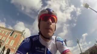 Ignatas Konovalovas nous emmène avec lui au départ de la dernière étape !