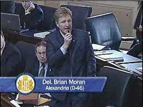 Del. Brian Moran: Walk the Walk