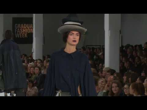 Kingston University Graduate Fashion Week 2017