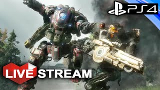 TITANFALL 2 Gameplay | TITAN vs PILOT Bounty Hunt! | Multiplayer Live Stream