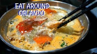 ตะลุยกินในออแลนโด้   EAT AROUND ORLANDO (TH/EN)