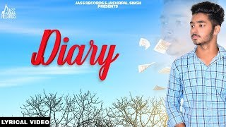 Diary | (Full Song) | Preet Nagra | New Punjabi Songs 2019 | Latest Punjabi Songs | Jass Records