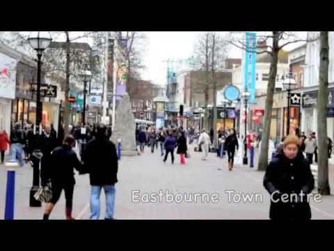 Eastbourne - A look around the town