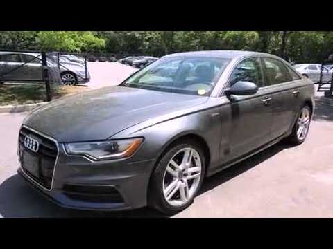 2015 audi a6 3 0t premium plus in peabody ma 01960 youtube. Black Bedroom Furniture Sets. Home Design Ideas