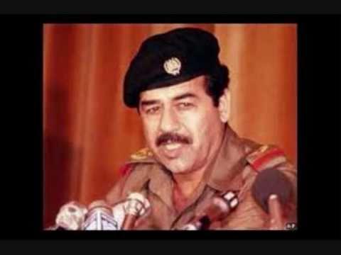 Sztorm 68 Saddam Hussain
