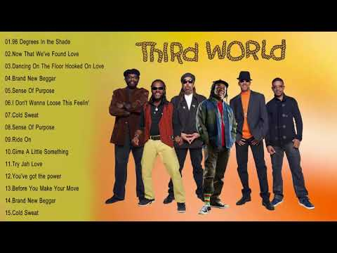 Third World Greatest Hits - The Best Songs Of Third World
