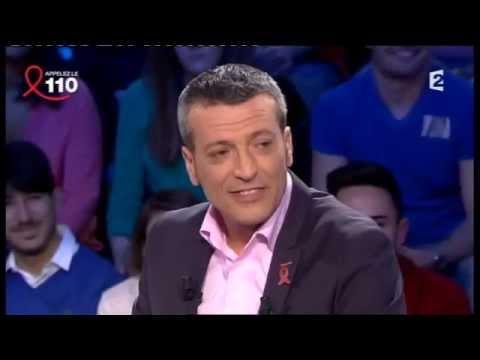 Edouard Martin & Valérie Astruc sur Florange On n'est pas couché 6 avril 2013 #ONPC