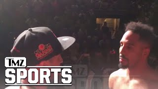ANDRE WARD vs SERGEY KOVALEV INTENSE FACE OFF!!! | TMZ Sports