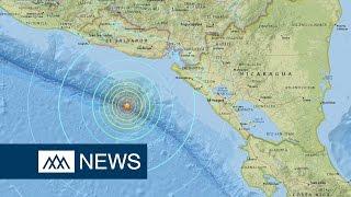 Magnitude 7.2 earthquake triggers tsunami warning in Nicaragua - DIBC News