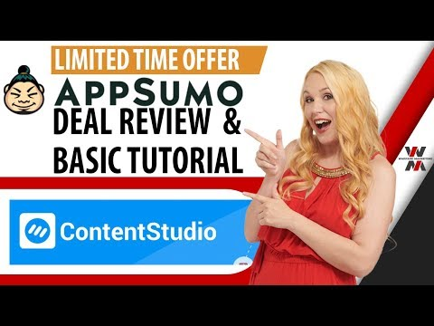 ContentStudio Review & Tutorial: Social media with evergreen and discoverability