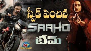 Shraddha Kapoor Announces Prabhas's Sahoo Teaser Release Date And Time | NTV Entertainment