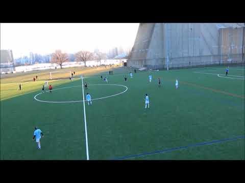 Cosmopolitan League Division 1: CPR v Manhattan Kickers Highlights 3 25 18