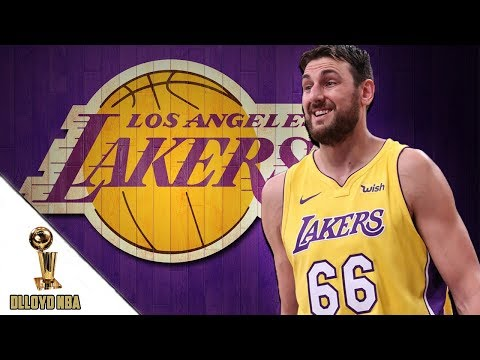 Lakers Release Andrew Bogut!!! Can Andrew Bogut Help A Playoff Team?   NBA News