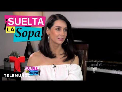 Susana González aclaró si le quitó el esposo a Itatí Cantoral | Suelta La Sopa | Entretenimiento