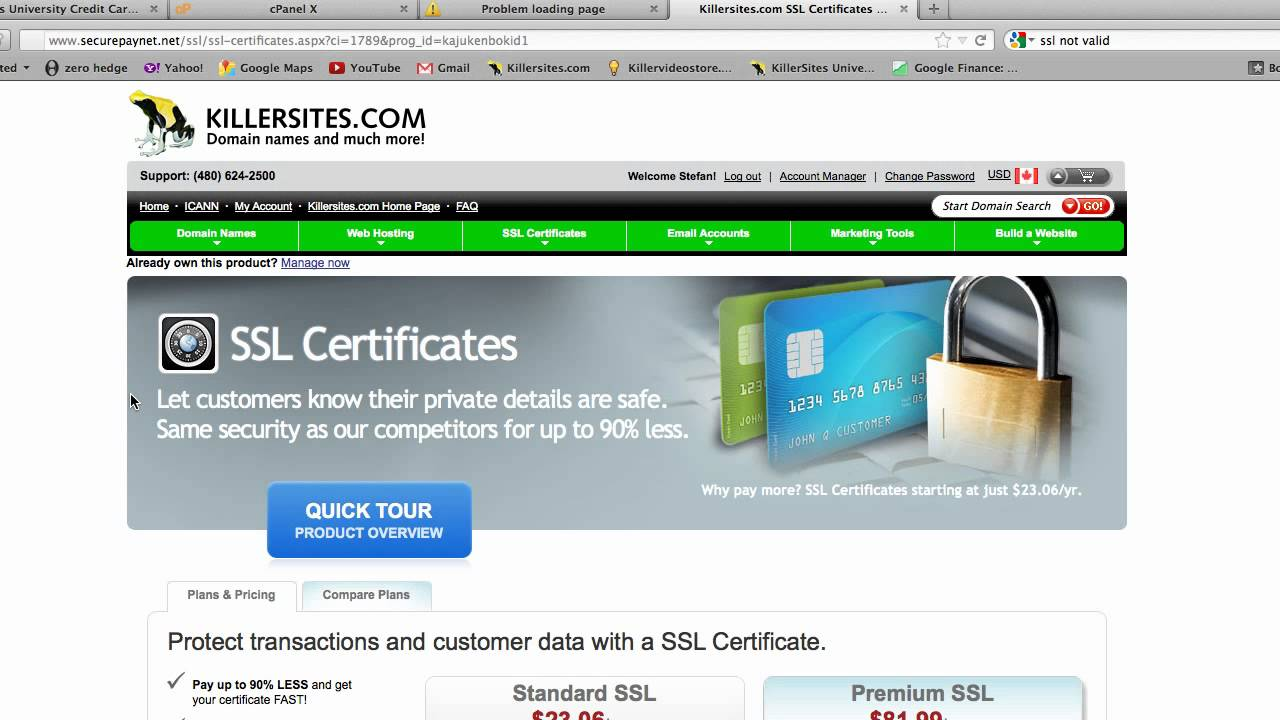 Ssl An Introduction Youtube