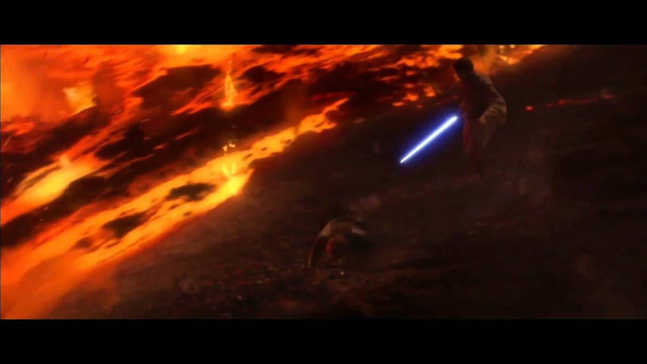 Anakin skywalker vs Obi-wan kenobi Kings and Queens HD ...