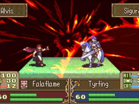 FE4 Enhanced Music: Against the Emperor