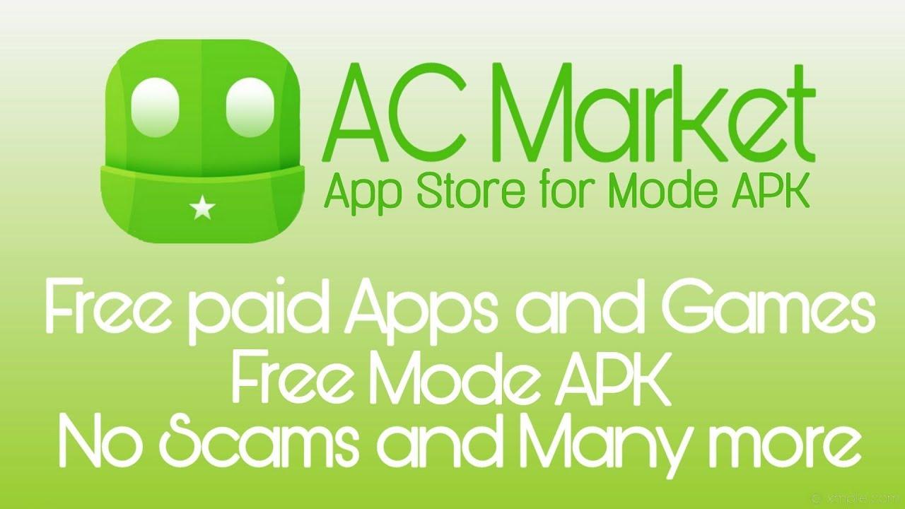 apps like ac market