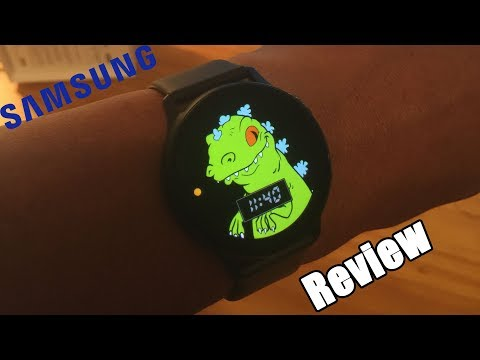 Review: Samsung Galaxy Watch Active 2 [PC]
