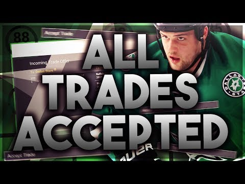ACCEPTING ALL TRADES with the DALLAS STARS