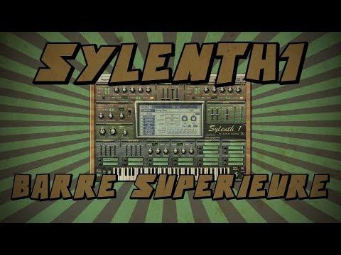 Sylenth1 #4: Barre supérieure