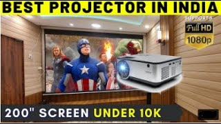UNBOXING RD 816 RD 855 LED PROJECTOR USB HDMI VGA 4K 3D SUPPORT 1080P 4k 3D SUPPOTED WITH 3D GLASS