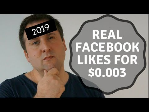 Super Cheap Facebook Page Likes (Social Proof)