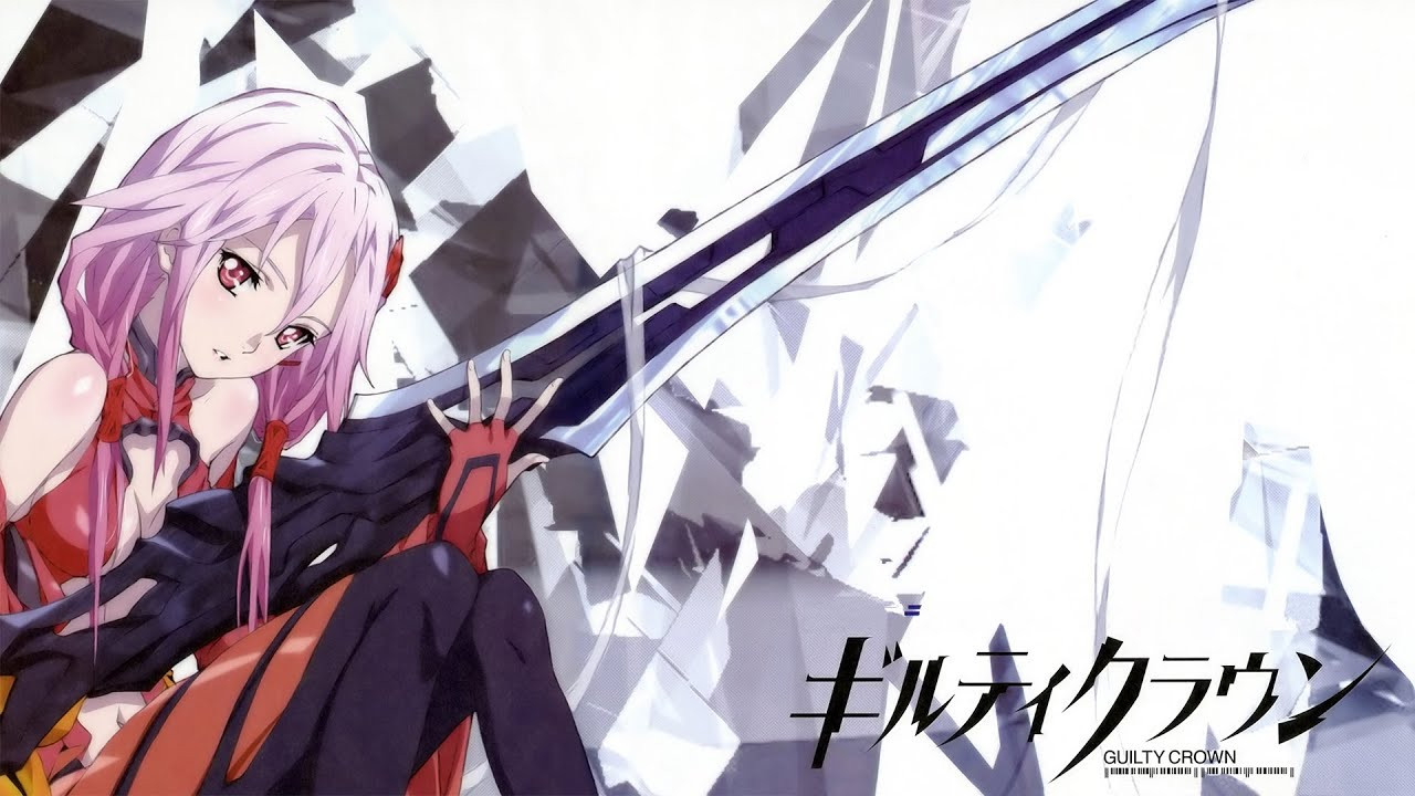Guilty Crown AMV - River Flows In You (A Love Note) HD