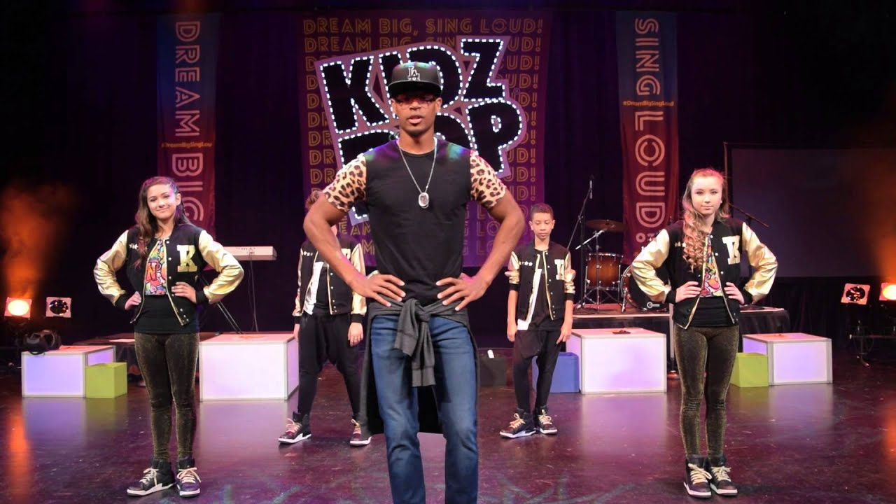 Shake It Off with the KIDZ BOP Kids - Part 1 - YouTube