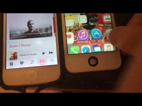 iOS 10 hidden iTunes Radio in music app