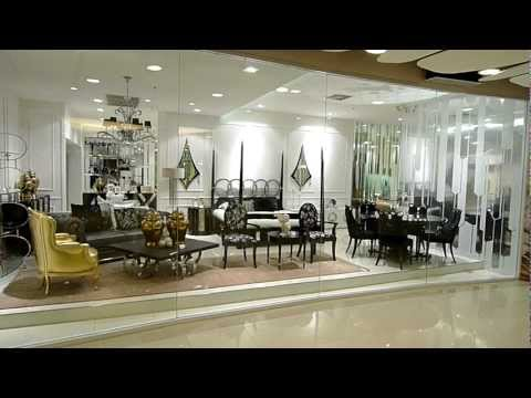 Central World Shopping Mall Bangkok design furniture floor