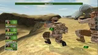 Conflict:Desert Storm Mission 4-Desert Watch