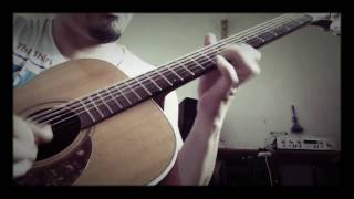 Lesson Guitar - Jazz Gypsy key Am (Cao Minh Đức)