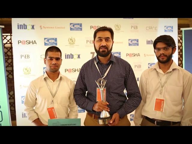 NRCT at P@SHA ICT Awards 2017