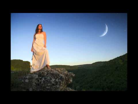 The Moon: Music for sensitivity, creativity, feminine, anima, love HEALING MUSIC