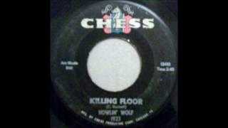 Howlin Wolf - Killing Floor