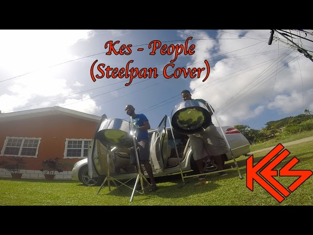 kes-people-steelpan-cover-keishaunjulienmusic